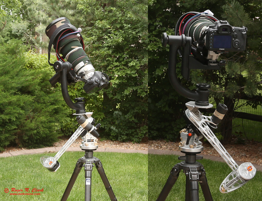 Recommended Digital Cameras and Lenses for Nightscape and