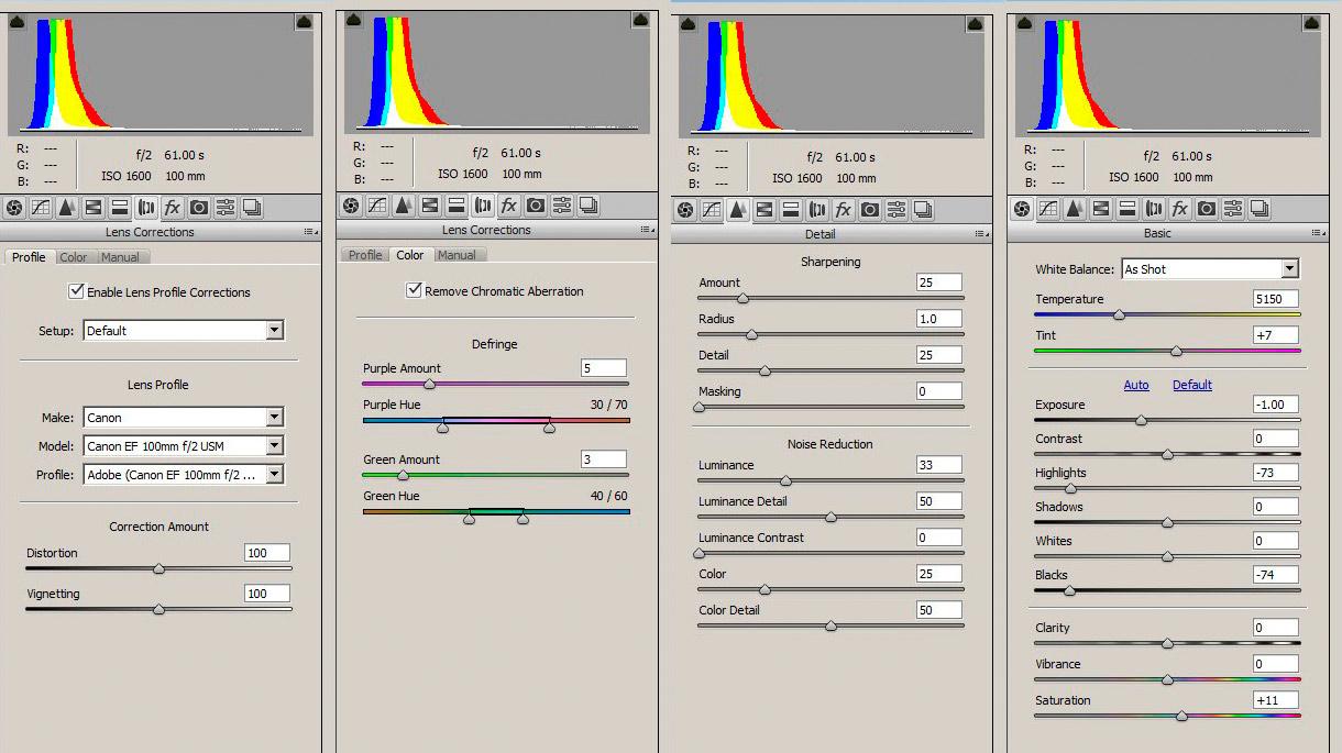 Astro Image Processing Work Flow, Clarkvision com