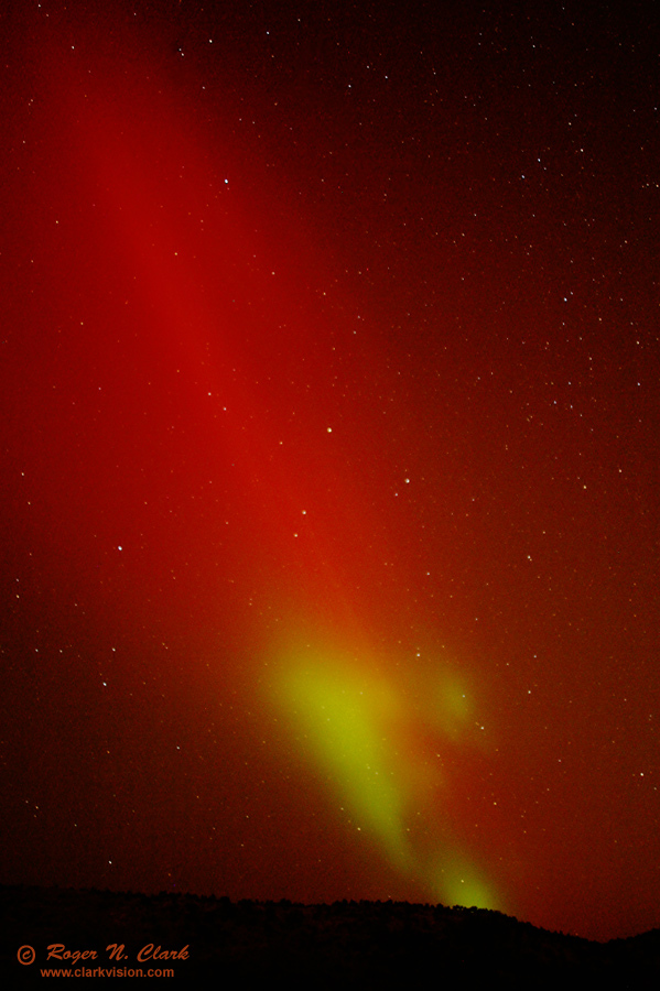 Color of the Night Sky, Clarkvision com